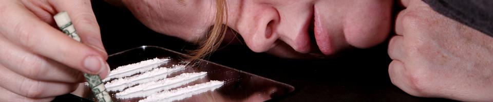 ادمان الكوكائين
