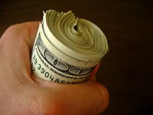 إنفاق الأموال