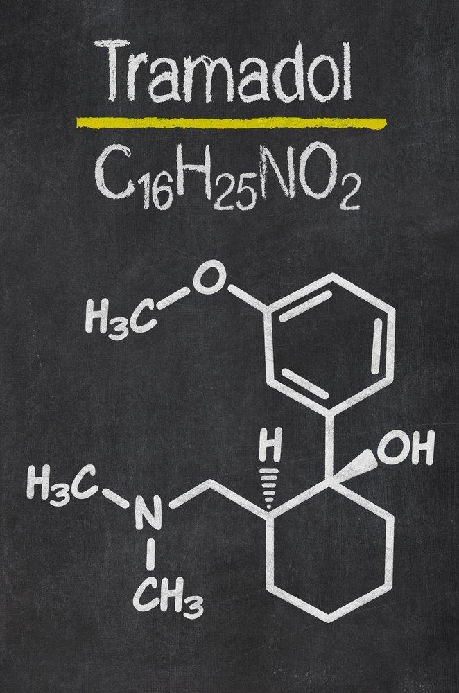 الرمز الكيميائي للترامادوا